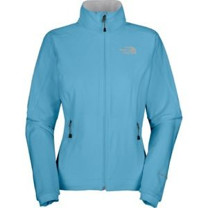 The North Face Apex Ruby Raschel Soft Shell Jacket
